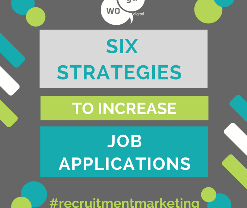Increase Application Numbers on Job Adverts?