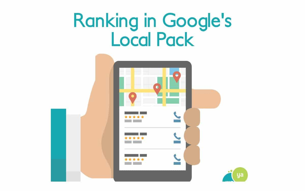The Importance of Ranking in Google's Local Pack